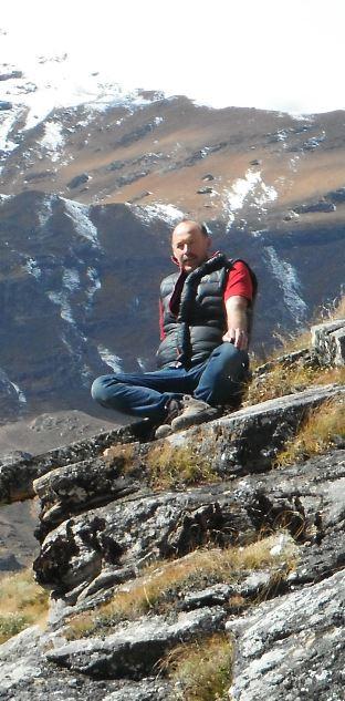 Spice of Life Founder Neil Pemberton